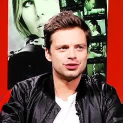 Watch this GIF on Gfycat. Discover more *, marvelcastedit, sebastian stan, sebstanedit GIFs on Gfycat