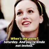 Watch Best of Blair Waldorf: Season 1 GIF on Gfycat. Discover more 1k, Leighton Meester, bestblair, bestof, blair waldorf, blairedit, ggedit, gossip girl, gossip girl edit, lmeesteredit, vicky GIFs on Gfycat