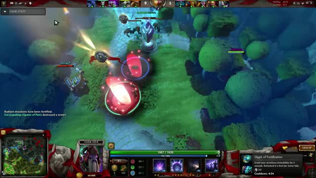 Watch and share Illumina GIFs and Dota 2 GIFs on Gfycat