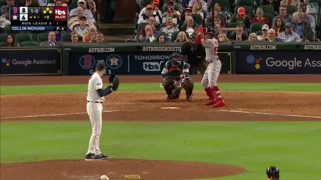 Watch and share Boston Red Sox GIFs and Houston Astros GIFs by thsrmaqnftksdlq on Gfycat