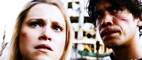 Watch and share Eliza Taylor GIFs and The 100 GIFs on Gfycat