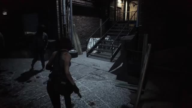 Intense Action Elevates The Horror In Resident Evil 3 Remake Playstation Blog