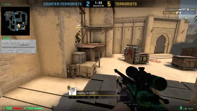 Watch and share Cs Awp 3k GIFs by zeusow on Gfycat