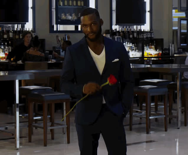 girls trip, love, romance, rose, Guy with Rose GIFs