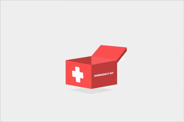 Watch and share Packing An Emergency Kit GIFs on Gfycat