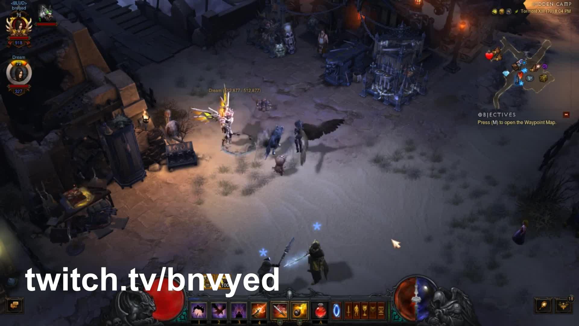 bnvyed, Diablo Dancers GIFs