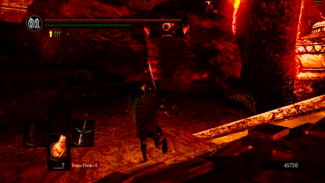 Watch and share Dark Souls Falling Through Floor Glitch GIFs by funny_story on Gfycat
