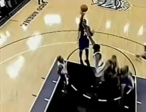 Watch 2002 NBA Playoffs: Lakers at Kings, Gm 7 part 13/15 GIF on Gfycat. Discover more 2002, Kings, lakers, wcf GIFs on Gfycat