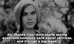 Watch and share Pretty Little Liars GIFs and Caleb Rivers GIFs on Gfycat