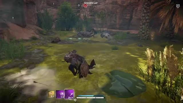 Watch Monster Hunter (2018) GIF by Gamer DVR (@xboxdvr) on Gfycat. Discover more AssassinsCreedOrigins, firefightCONNOR, xbox, xbox dvr, xbox one GIFs on Gfycat