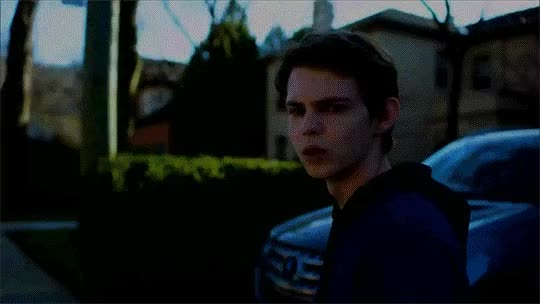 Watch and share Robbie Kay GIFs on Gfycat