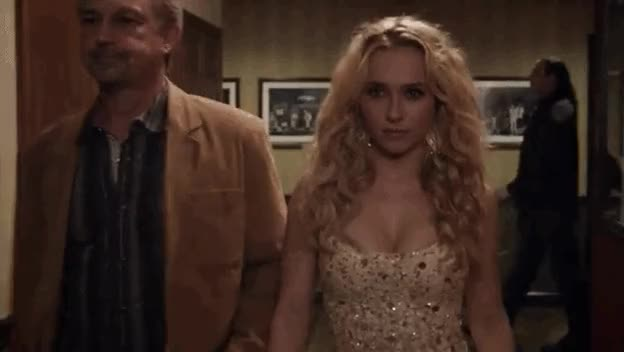 Watch and share Hayden Panettiere GIFs and Walking GIFs on Gfycat