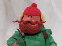 Watch and share Yukon Cornelius, Rudolph, Rudolph The Red Nosed Reindeer GIFs on Gfycat