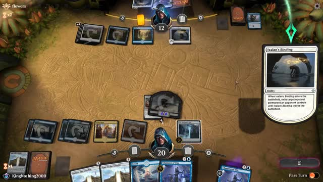 Watch Control GIF by KingNothing2000 (@kingnothing2000) on Gfycat. Discover more Gaming, MTG Arena, Magic: The Gathering, Magic: The Gathering Arena, kingnothing2000 GIFs on Gfycat