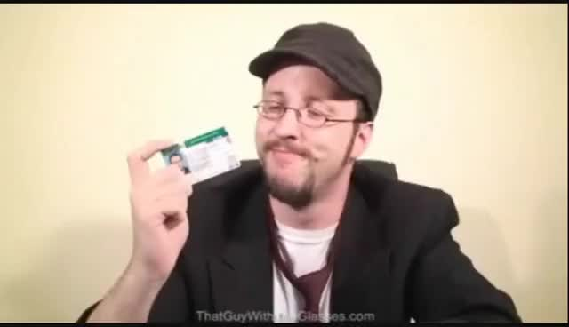 Watch and share Nostalgia Critic GIFs and Evil Laugh GIFs on Gfycat