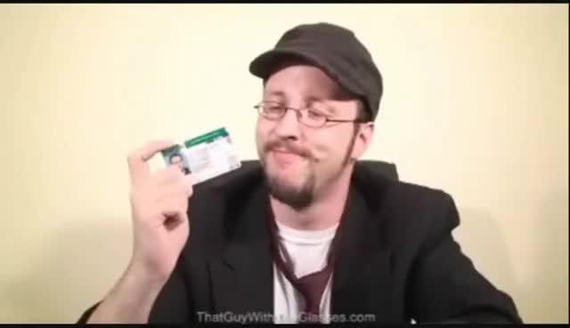 Watch Nostalgia Critic Evil Laugh GIF on Gfycat. Discover more evil laugh, nostalgia critic GIFs on Gfycat