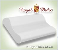 Watch and share Latex Contour Pillow By Royal Pedic GIFs on Gfycat