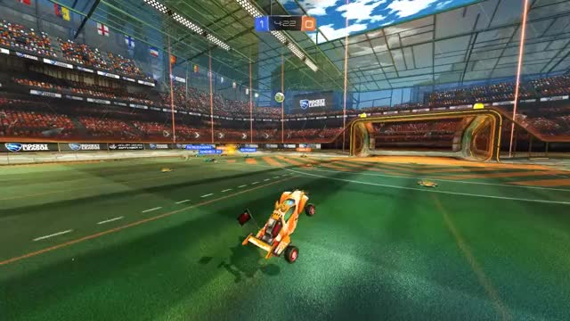 Watch and share Rocket League GIFs and Rumble Night GIFs by muur on Gfycat