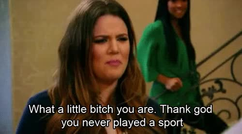 Watch and share Khloe Kardashian GIFs on Gfycat