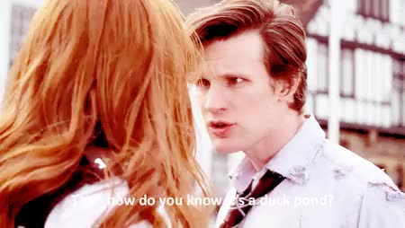 Watch and share The Girl Who Waited GIFs and The Eleventh Hour GIFs on Gfycat