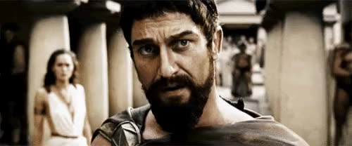 Watch and share Gerard Butler GIFs and Celebs GIFs on Gfycat