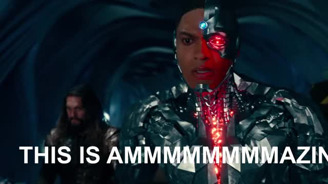 cyborg THIS IS AMAZING 1