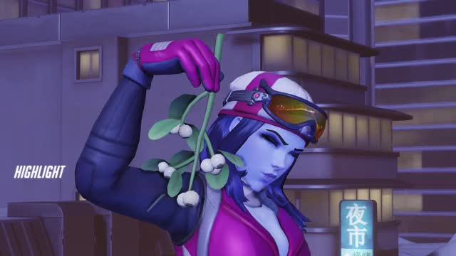 Watch Genji = ded | Mercy flickshot GIF by lavagriffin on Gfycat. Discover more related GIFs on Gfycat