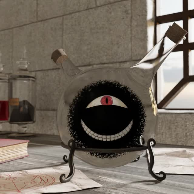 Watch Dwarf in the Flask - Final GIF by Carrtoonist (@carrtoonist) on Gfycat. Discover more 3D Animation, Alchemy, Anime, Blender, Blender 3D, CGI, Digital 3D, Dwarf, Dwarf in the Flask, FMA, Fan Art, Fanart, Father, Flask, Full Metal Alchemist, Homunculus GIFs on Gfycat