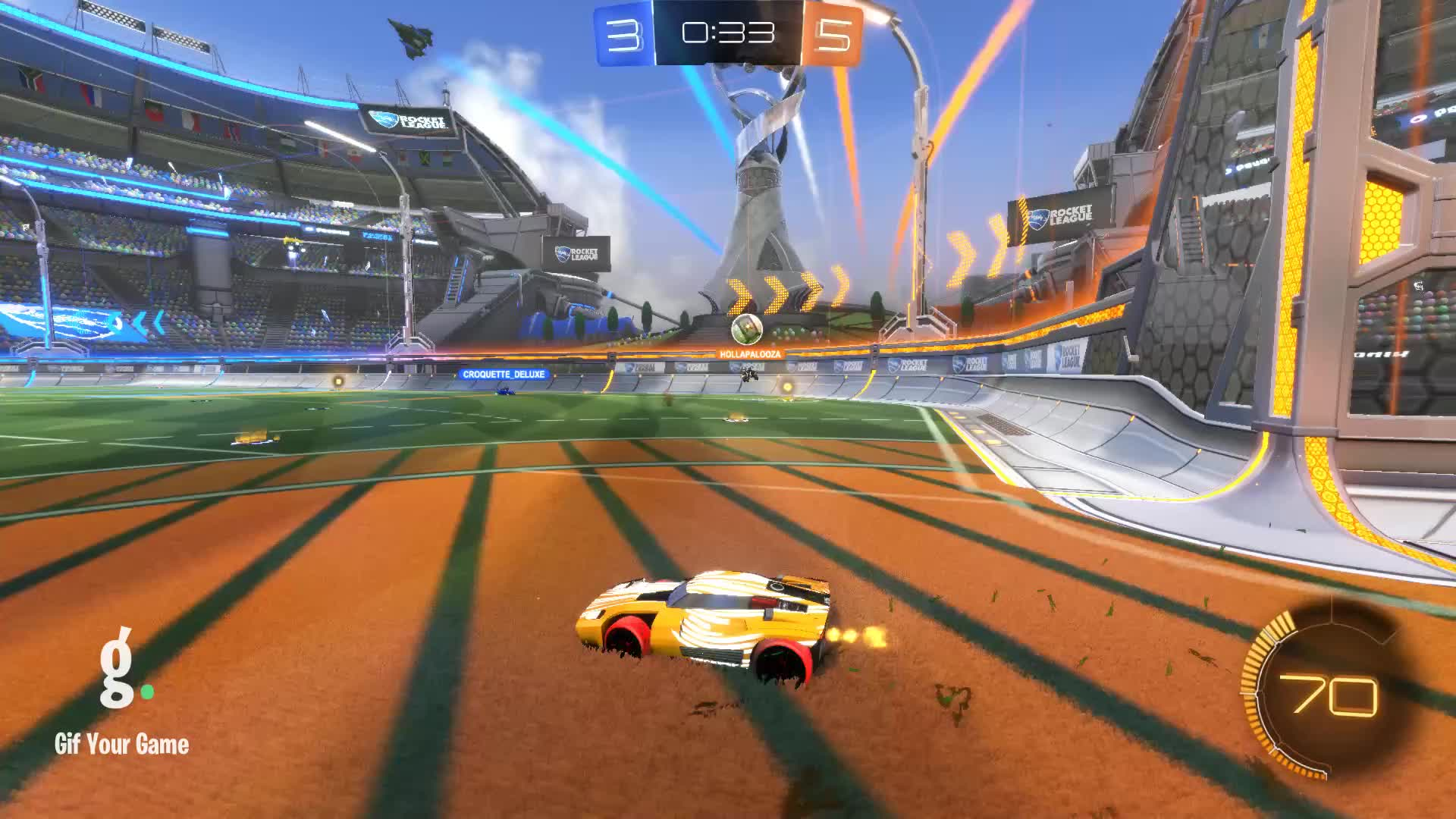 Alkya, Gif Your Game, GifYourGame, Goal, Rocket League, RocketLeague, Goal 9: Alkya GIFs