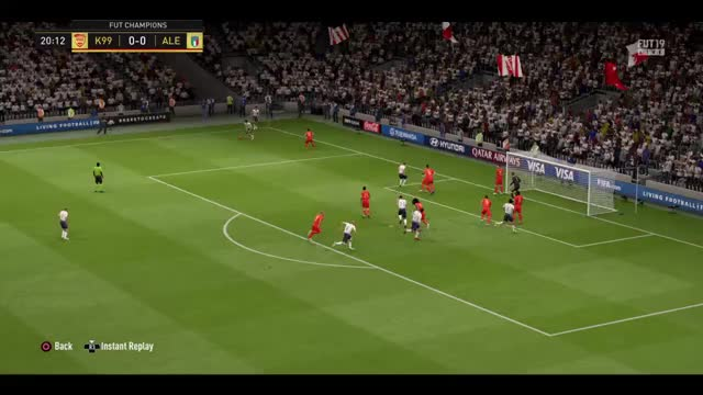 Watch and share FIFA 19 20190428073603 GIFs by nodou on Gfycat
