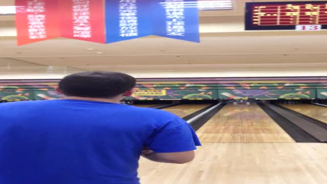 Watch and share Bowling GIFs and Strike GIFs on Gfycat