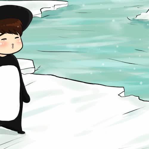 Watch Penguin Youngjae GIF on Gfycat. Discover more FiLMFiiLMgif, Youngjae, got7, got7fanart, zz_fiilm_zz GIFs on Gfycat