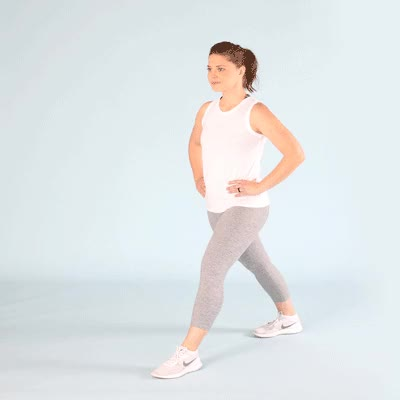 Watch and share 400x400-Split Squat GIFs by Healthline on Gfycat