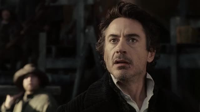 Watch and share Robert Downey Jr GIFs and Sherlock Holmes GIFs by Raine on Gfycat