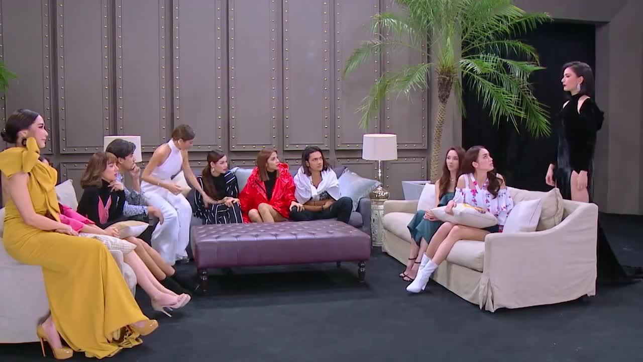 Drama như chị đẹp The Face Thailand All-Stars: Vẽ môi thâm rồi mới nói chuyện với thí sinh