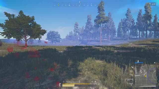 Watch and share Frag Grenade Instead Of Making Final Circle GIFs on Gfycat