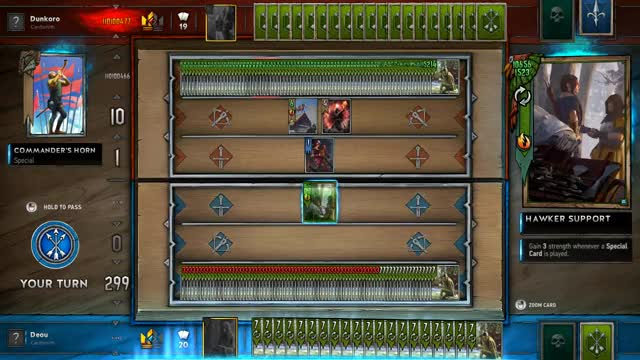 Watch Breaking the game GIF by @deou12 on Gfycat. Discover more gwent GIFs on Gfycat
