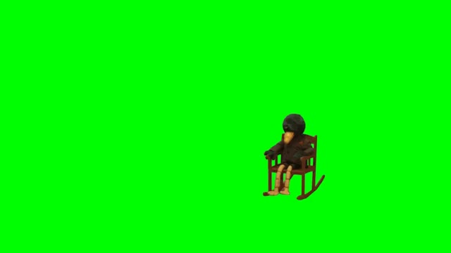 Watch and share Scared GIFs and Chair GIFs by gidigoatguy on Gfycat