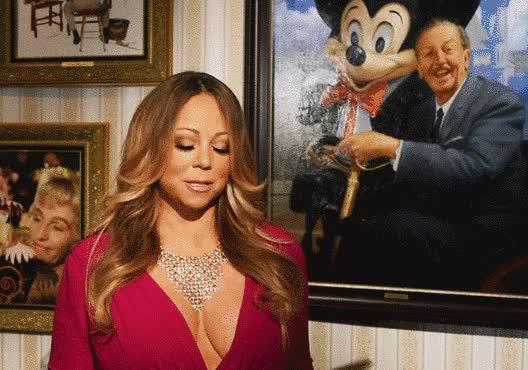 Watch and share Mariah, Carey, Bleak, No, Nope GIFs on Gfycat