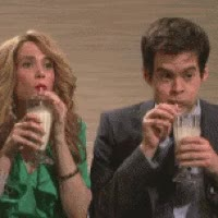 Watch and share Kristen Wiig GIFs and Bill Hader GIFs on Gfycat