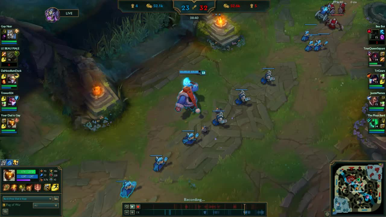 bardmains, Bard Baron Steal - Your Dad is Gay GIFs