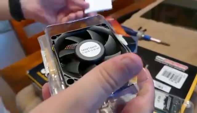 Upgrading McLovin's AMD PC GIFs