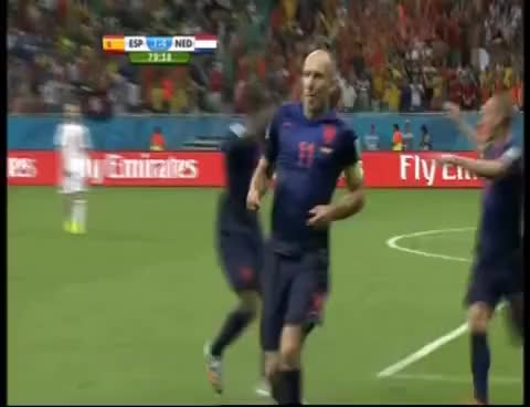 Watch Arjen Robben GIF on Gfycat. Discover more related GIFs on Gfycat