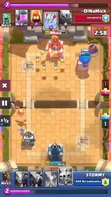 Watch and share Clashroyale GIFs by Stormy on Gfycat