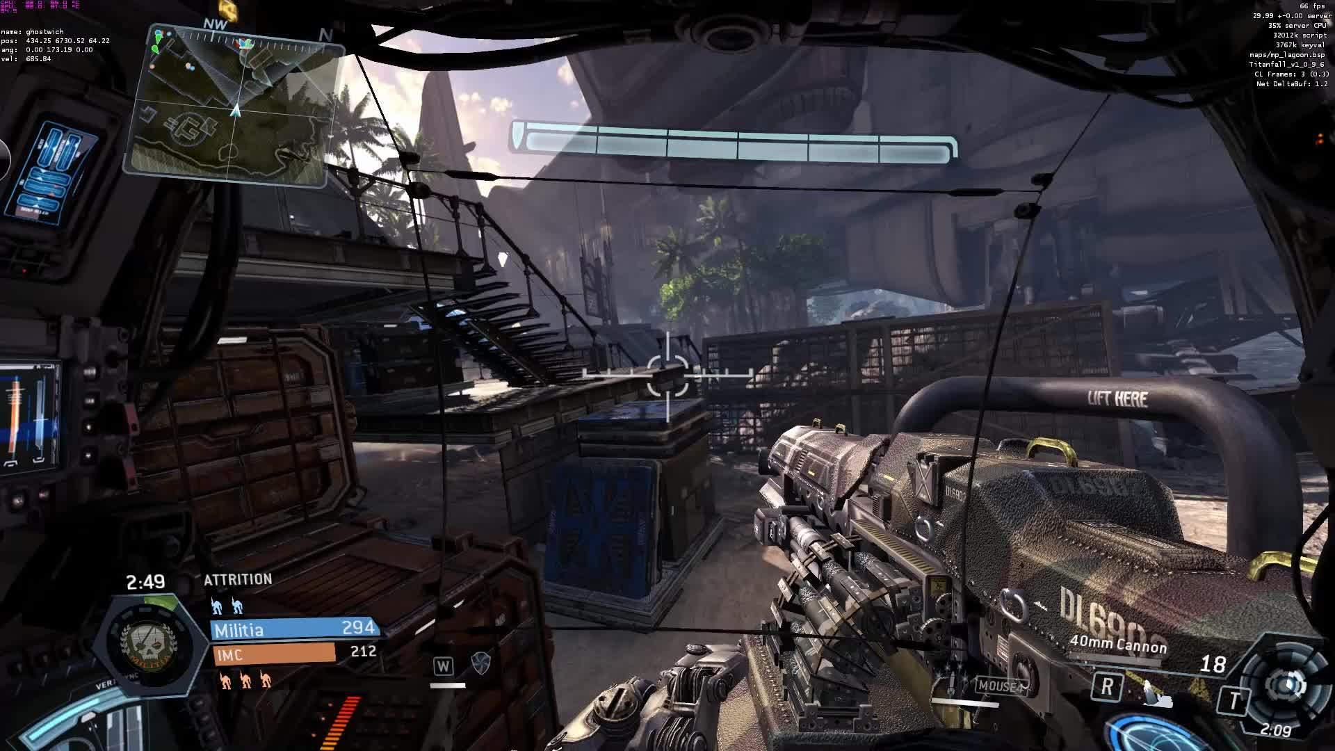 60fpsgaminggifs, [Titanfall] Return to sender GIFs
