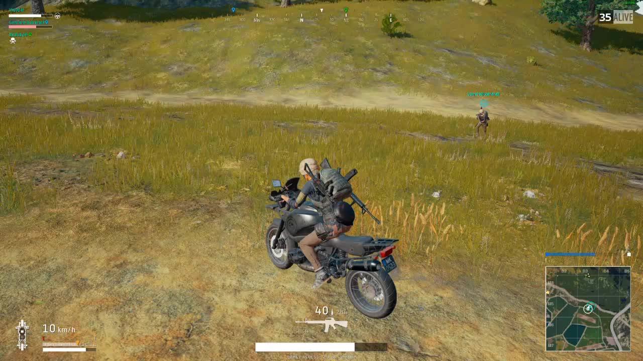 Motorrad Unfall GIFs