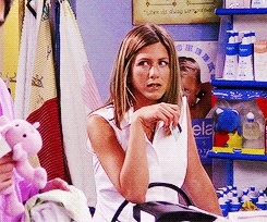 *, f.r.i.e.n.d.s, friends, friendsedit, jennifer aniston, rachel green, ross geller, terrible, he's terrible, facewise GIFs
