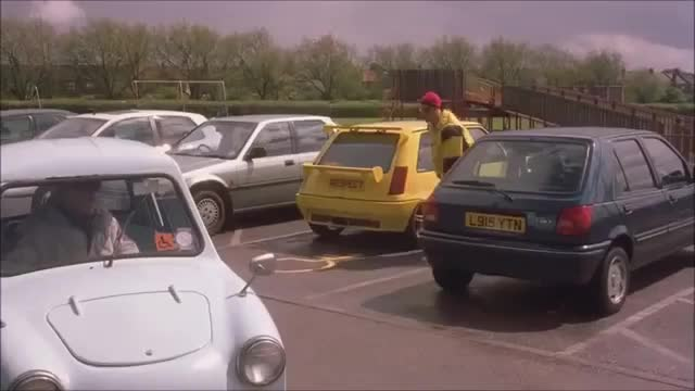 Watch and share Ali G - Parking GIFs on Gfycat