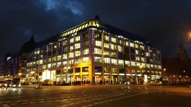 Watch and share Berlin Lights GIFs on Gfycat