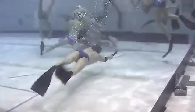 Watch underwater hockey GIF on Gfycat. Discover more hockey, underwater GIFs on Gfycat
